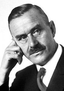 Thomas Mann autor de «La Montaña Mágica»