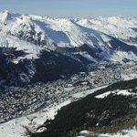 Montañas cerca de Davos, escenario de la novela «La Montaña Mágica»